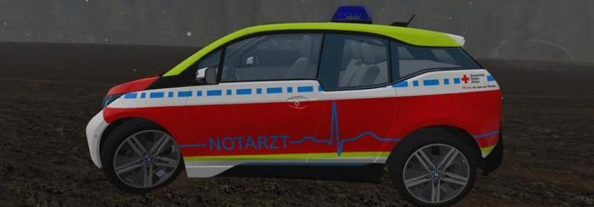 BMW i3 NEF Skin v1.0
