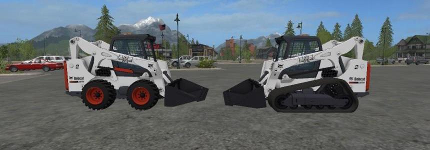 Bobcat skid steer v1.0