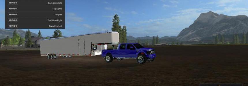 Car trailer v1.0