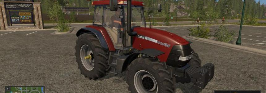 Case Maxxum 190 Neue Top v2.0