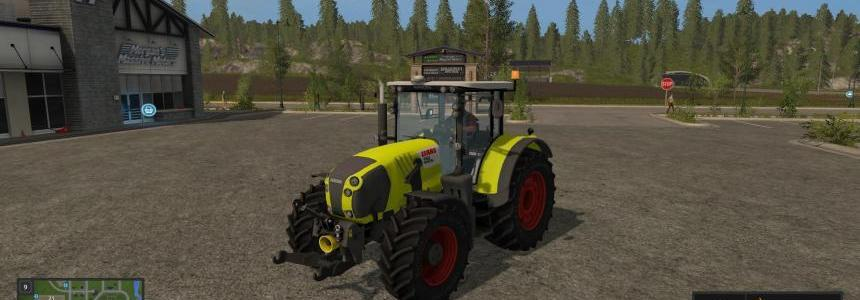 CLAAS Arion 650F v1.0