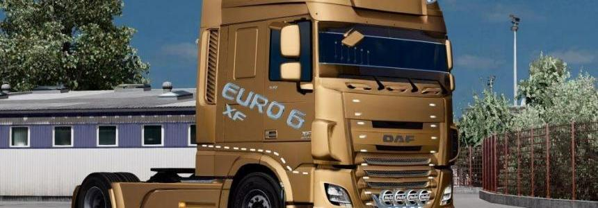 DAF XF Euro 6 Edit