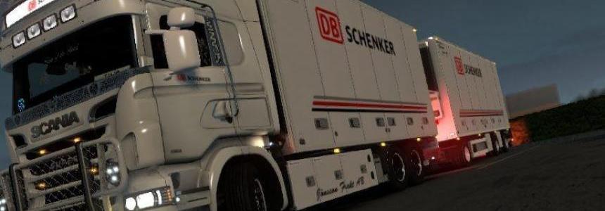 DB Schenker Skin for Bussbygg