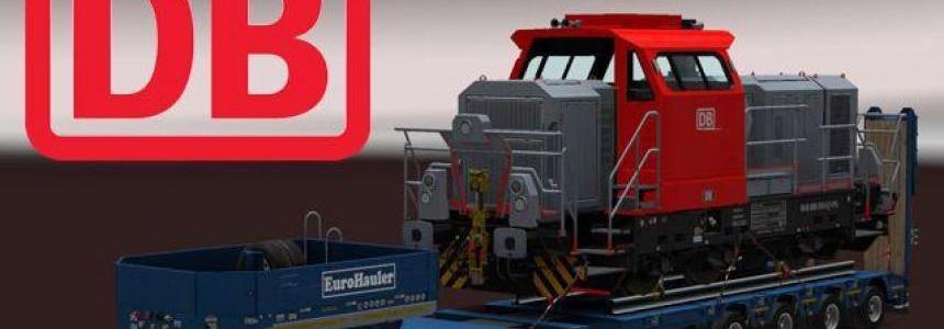 Deutsche Bahn Lokomotive - Cargo 1.28.x