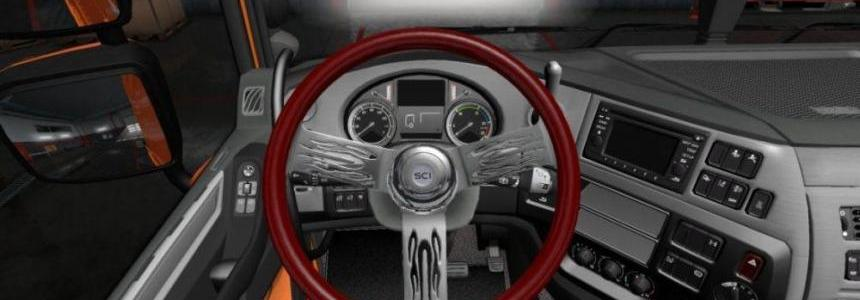 DLC Steering Wheel from ATS to ETS2