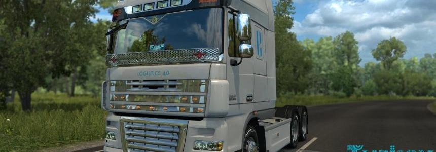 ETS 2 - Turkish Logistics Companies Paint Jobs Pack 1.28.x