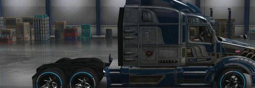 Exhaust Smoke & Al Traffic for ATS 1.28