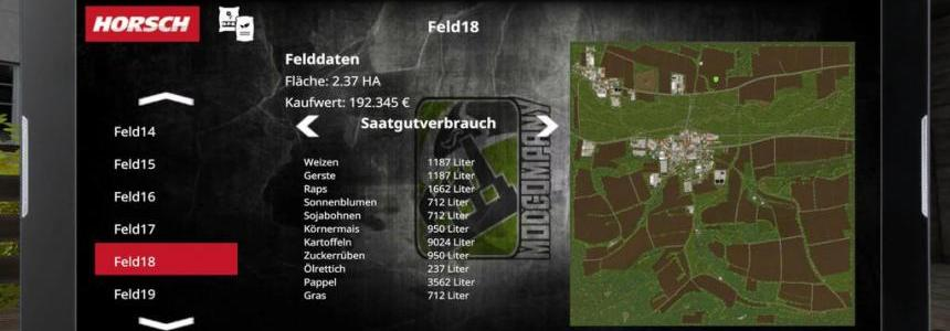 FarmingTablet - App: Horsch Management v1.1.0.0