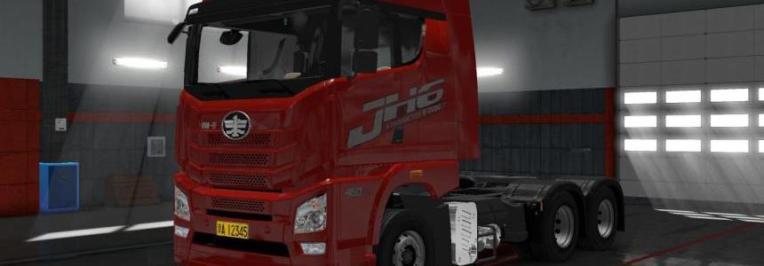 FAW JH6 V0.1 1.28.x