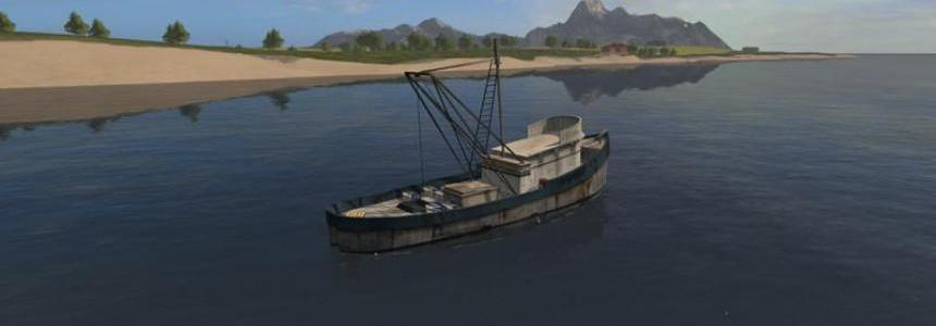 Fishing Boat v1.0