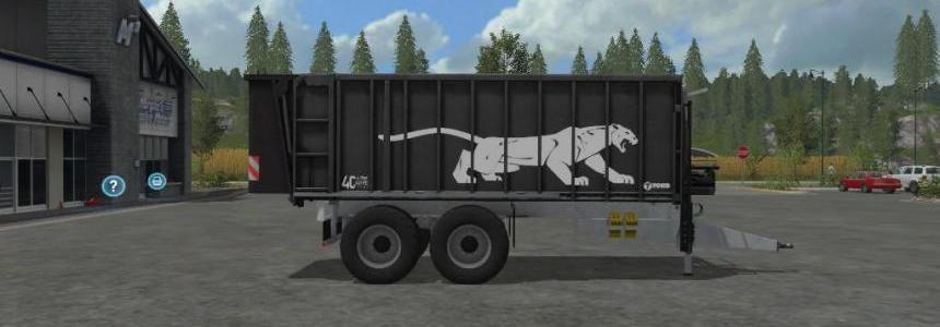 Fliegl ASW 271 Black Panther v1.1.0.0