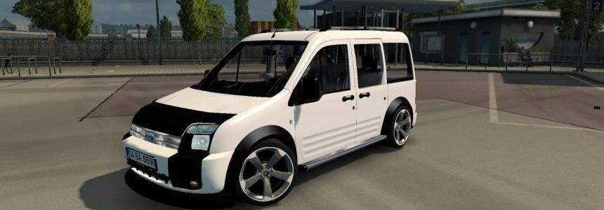 Ford Tourneo Connect v1.0