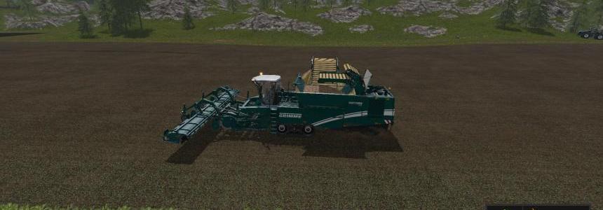 Grimme Tectron 415 Potato / Grimme Tectron 415 SubarBeet v3.0