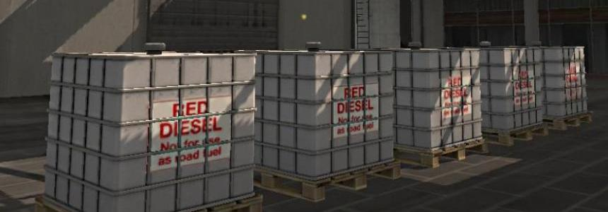 Fuel Pallet v1.0