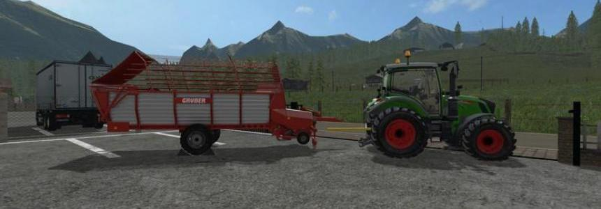 Gruber LT300 (with twin tires) v1.1