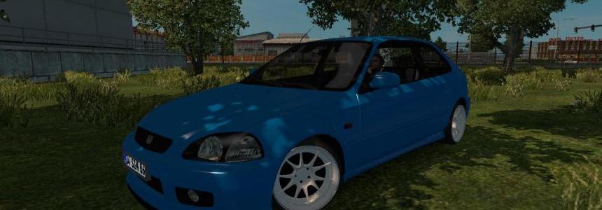 Honda Civic EK9 Hatchback