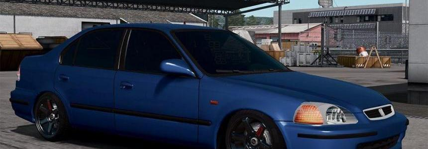 Honda Civic IES v1.0