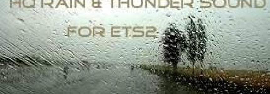 HQ RAIN & THUNDER SOUND 1.28.x