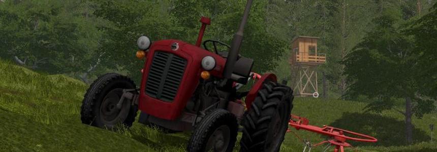 IMT 533 Farming simulator 17 v1.0