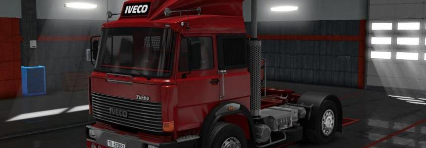 IVECO 190-38 Special v1.28 FIX and MIX