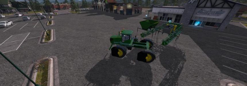 John Deere 4045 Sprayer v1