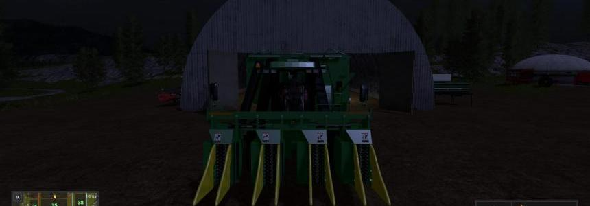 John Deere 9956 Cotton Harvestor v1.1