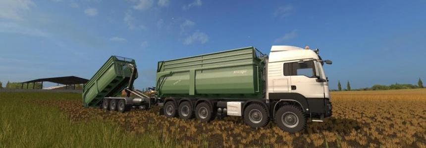 Krampe BIG BODY 700 Container v1.0