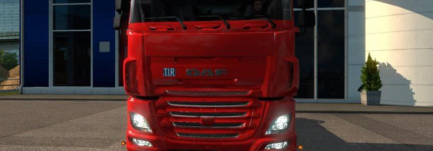 Lobar Daf Euro 6 SCS and Ohaha v1.0