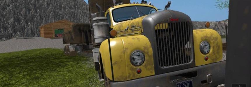 Mack Dump Truck v1.0