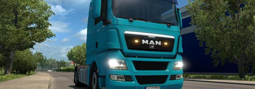 MAN TGX 18.440 Edit v1.0