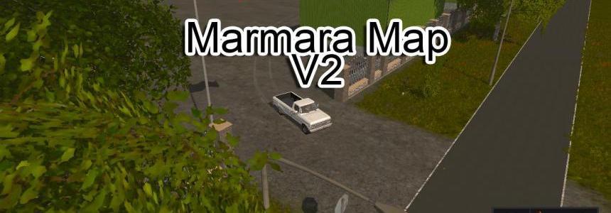 Marmara  Map v2.0
