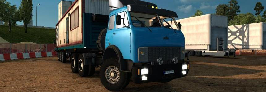 MAZ 504-515 v1.28.x [From ETS2 in ATS]