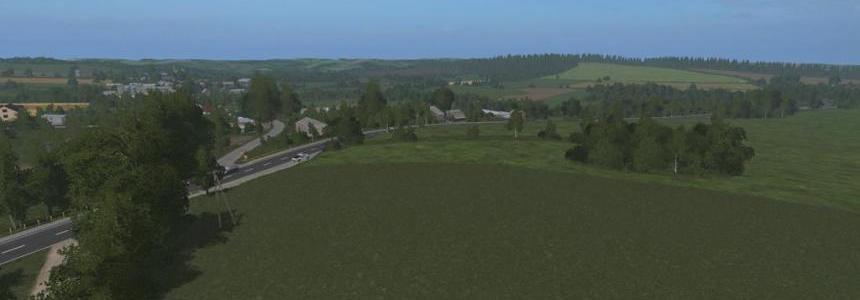 Mazury Farming simulator 17 v1.0