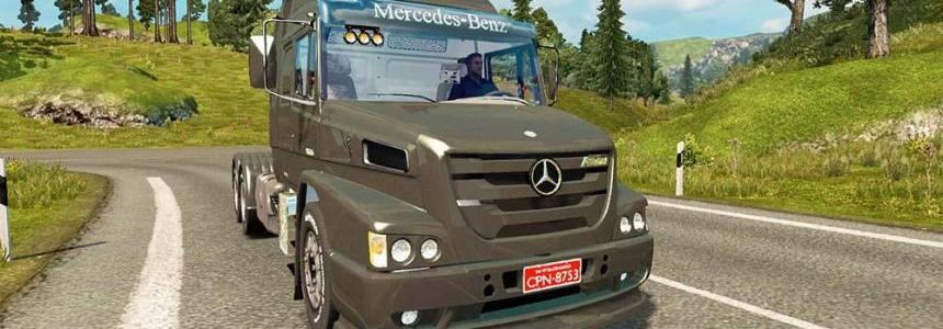 Mercedes Benz Atron 1.28.x