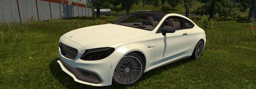 Mercedes-Benz C63s AMG v1.0