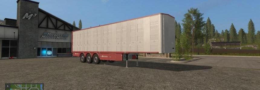 Michieletto cattle trailer v1.1