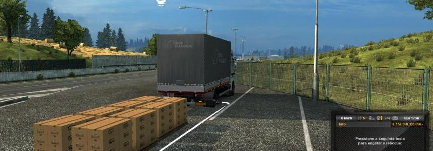 Mini Cargo Pack for BDFs in Ets2