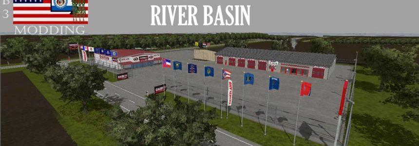 Missouri Mississippi Ohio River Basin v2.1