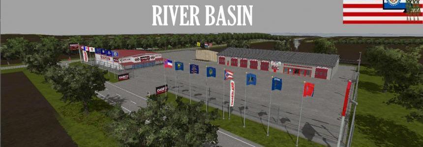 Missouri Mississippi Ohio River Basin v2.0