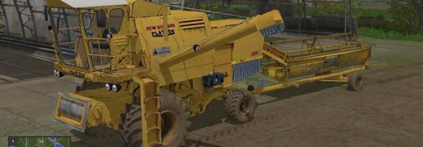 New Holland Clayson M135 v1.0