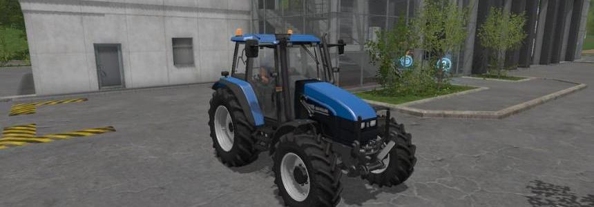 New Holland TS115 v1.0.0.0