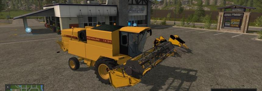 New Holland TX34 v1.0