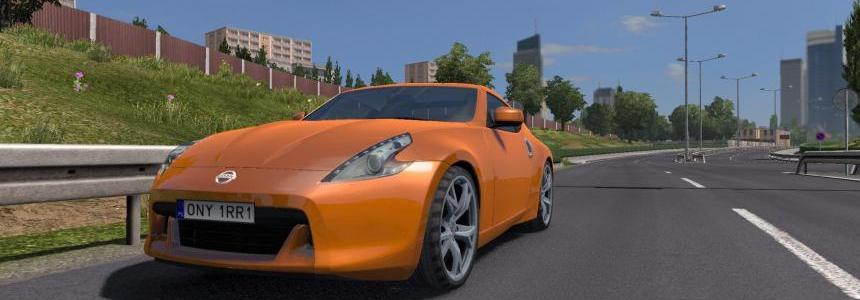 Nissan 370z V1