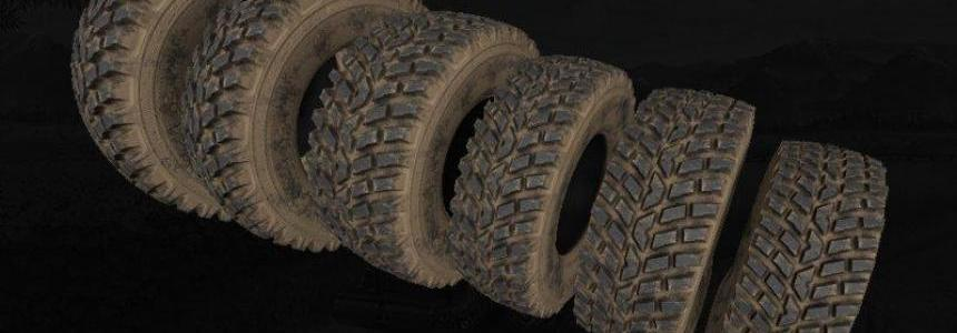 NOKIAN TIRES PACK + Tractors CONFIGURATION v1.0