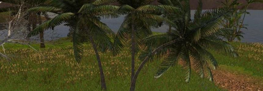 Object - Coconut trees v1.0