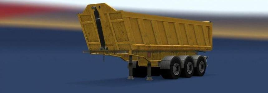 OpenTop Active in ETS2 1.28.1.3