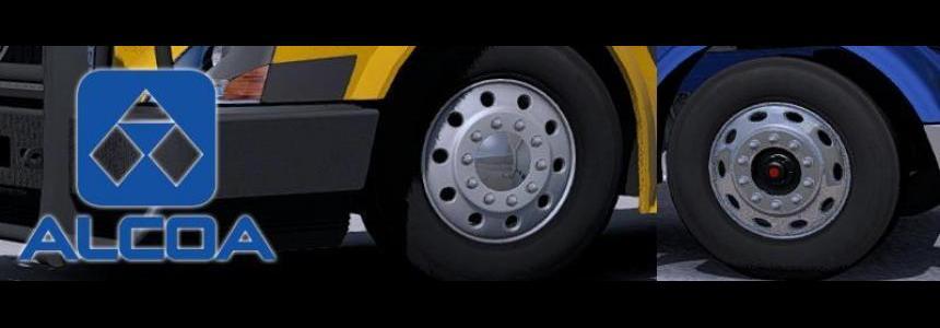 Pack of Alcoa Wheels v1.2.1
