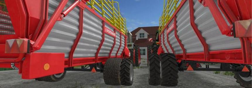 Pottinger EuroBoss 330T with twin tires v1.5.0