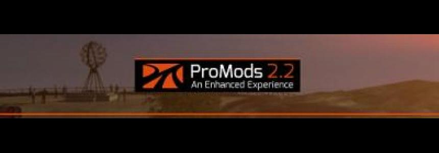 ProMods + RusMap Road Connection 1.28