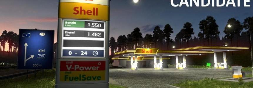 Real European Gas Stations Reloaded 1.28